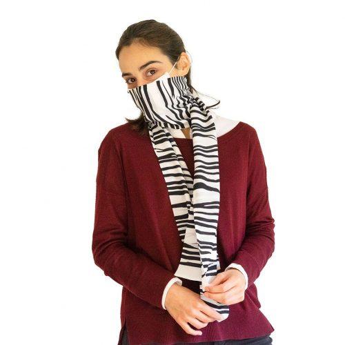 foulard de seda