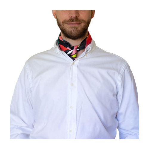 Pañuelo de seda hombre