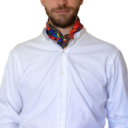 Pañuelo de cuello hombre