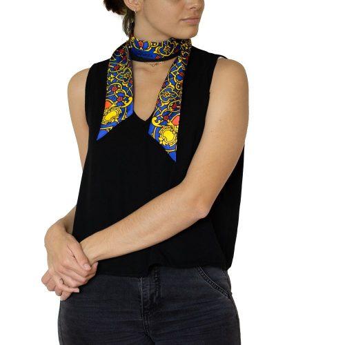 Pañuelo de cuello mujer