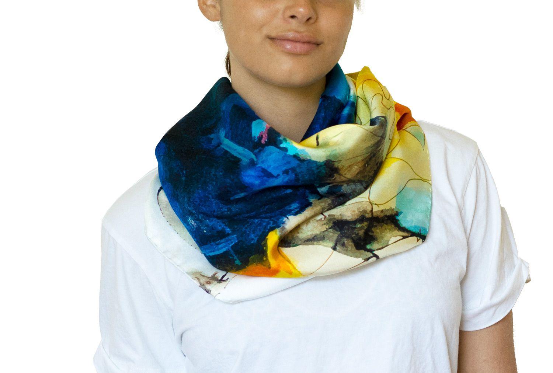 Pañueo de seda